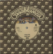 "Lipps Inc. Funkytown - Solid Uk 7"" vinyl single record Can194 Casablanca 1979"