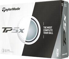 Lot of 2 Dozen TaylorMade TP5x Golf Balls  Brand New!  Free Shipping
