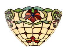 Luz de pared de estilo Tiffany