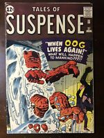 Tales of Suspense #27 (1962) - Stan Lee! Ditko! Kirby! - When OOG Lives Again!