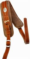 Gibson Gibson guitar and bass strap The Austin Premium Comfort Strap ASAU-BRN