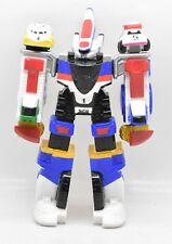 """Power Rangers SPD Delta Max Megazord Ultimate SPD Set 6.5"""" Figure Bandai 2005"""