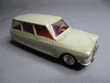 TA106 SOLIDO SERIE 100 CITROEN AMI 6 1965 BREAK Ref 141 1/43 BEL ETAT ORIGINAL