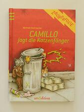 Hermien Stellmacher Camillo jagt die Katzenfänger Kinderbuch