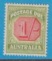 AUSTRALIA J80  MINT   HINGED OG *  NO FAULTS  VERY FINE !