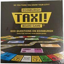 JUST RELEASED ! Taxi Board Game Edinburgh