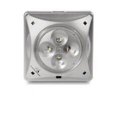 Solar LED Lamp onder Paraplu MCE124 Maclean Energy Tuinverlichting licht