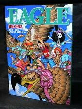ONE PIECE COLOR WALK 4 EAGLE JAPAN ANIME ART BOOK NEW