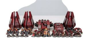 Pro Painted Blood Angels Armee