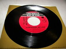 RAY CONNIFF SOMEWHERE MY LOVE / LOOKIN' FOR LOVE 45 EX Columbia 13-33104