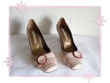 Chaussures Escarpins Fantaisies Vieux Rose Buffalo London Pointure 37