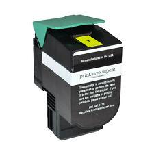Print.Save.Repeat. Lexmark C540H1YG Yellow Toner Cartridge [2K pages]
