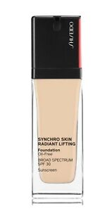 Shiseido Synchro-Skin Self Refreshing Foundation SPF 30 140 Porcelain 1oz