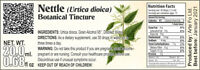 UK Tincture Stinging Nettle (Urtica dioica) Medicine Bio Free Shipping #rem