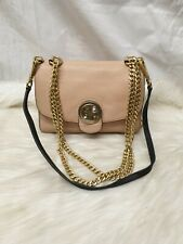 Genuine Chloe Mily leather Shoulder Crossbody bag paraty