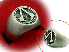 ASSASSIN'S CREED 2 3 4 ANELLO RING COSPLAY EZIO AUDITORE ALTAIR EDWARD KENWAY #3