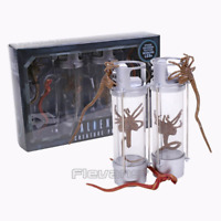 "NECA Alien 2 Creature Pack Stasis Chanber LED Light 7"" PVC Figure"