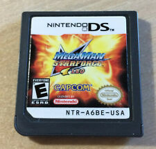 Nintendo DS MegaMan Starforce Leo (Cart. only Very Good) AUTHENTIC! (DSi 3DS)