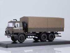 Tatra-815 V26 бортовой с тентом зеленый SSM 1/43 RARE!