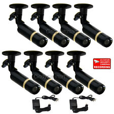 8 Outdoor Wide Angle Bullet Security Camera w/ SONY CCD for Surveillance DVR ct1