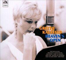 Greetje Kauffeld  Heaven's Open CD rare jazz` vocals