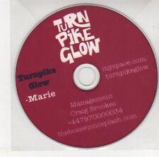 (EJ116) Turnpike Glow, Marie - DJ CD