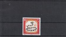 New Caledonia 2013 MNH Year of the Snake 1v Set Chinese Horoscope Caledonie