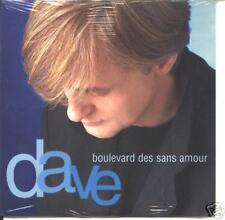 dave - boulevard des sans amour  sealed maxi cd