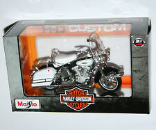 Maisto - Harley Davidson 1966 FLH ELECTRA GLIDE Model Scale 1:18