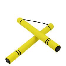 Thick Sponge Nunchaku Safe Practice Nunchaku Martial Arts Sticks for Children