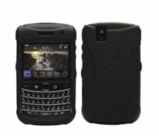 NEW Otterbox BlackBerry Bold 9650 Impact Case Silicone Skin Black Hard Cover