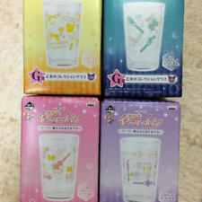 Sailor Moon Maiden Makeover Collection Glass 4 Sets Lottery Ichiban-Kuji D Awar