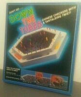 Whitman Don't Go Down the Tubes Board Game 2 to 6 Players Ages 8+ Vintage 1982