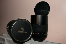 Makinon 500 mm F8 à miroir pour Canon FD
