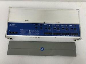 JL Audio M800/8v2 800-Watt 8-Channel Class D Marine Audio Amplifier