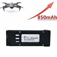 Drone X Pro Battery 850mAh 3.7V Lipo Upgraded Battery For E58 S168 JY019