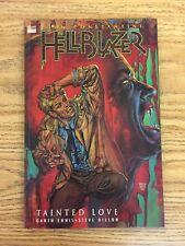 Hellblazer Tainted Love DC Vertigo Comics TPB Ennis Dillon
