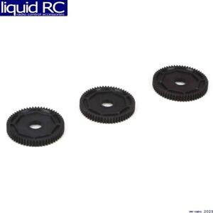 Losi B1922 Spur Gear Set 3 (58 60 62T) - Mini 8ight