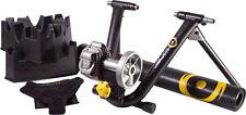 CycleOps 9905 Fluid2 Trainer Kit 2 Climbing Blocks Training Mat & Sweat Guard