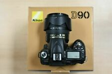 Nikon D90 12.3MP Digital SLR - Black (Kit w/ AF-S DX 18-55mm Lens)