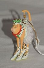 Patience Brewster Krinkles, Department 56 Puffy Cat ORNAMENT