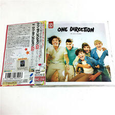 One Direction - Up All Night '2011 SICP-3582 JAPAN CD OBI U -1214