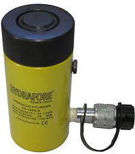 10t 50mm Hydraulik Zylinder mit Stellring , Kontermutter Hydraulikzylinder