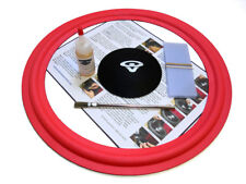 "Cerwin Vega 15"" Angled Speaker Foam Surround Repair Kit + dust cap - 1CV15A-Comp"
