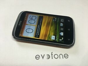 HTC Desire C - 4GB (PL01100) - Black Smartphone - Unlocked - Cheap Spare!
