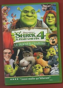 DVD - Shrek 4