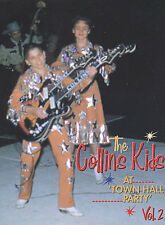 THE COLLINS KIDS - AT TOWN HALL PARTY: VOL. 2 NEW DVD