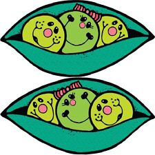 30 Custom Peas in a Pod Art Personalized Address Labels