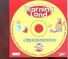 Learning Land PC CD Rom / No.25 - By The Stream