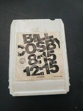 8 Track Tape Bill Cosby 8:15 - 12:15 5-5100DS Tested